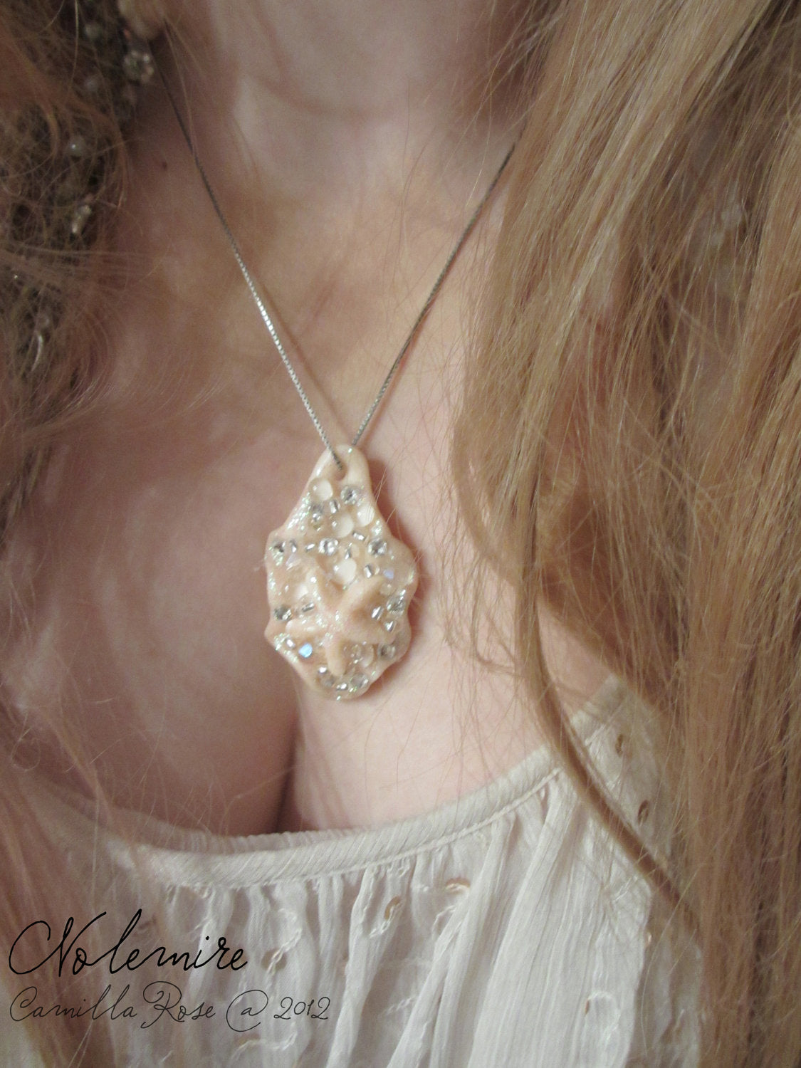Mermaid Necklace Starfish