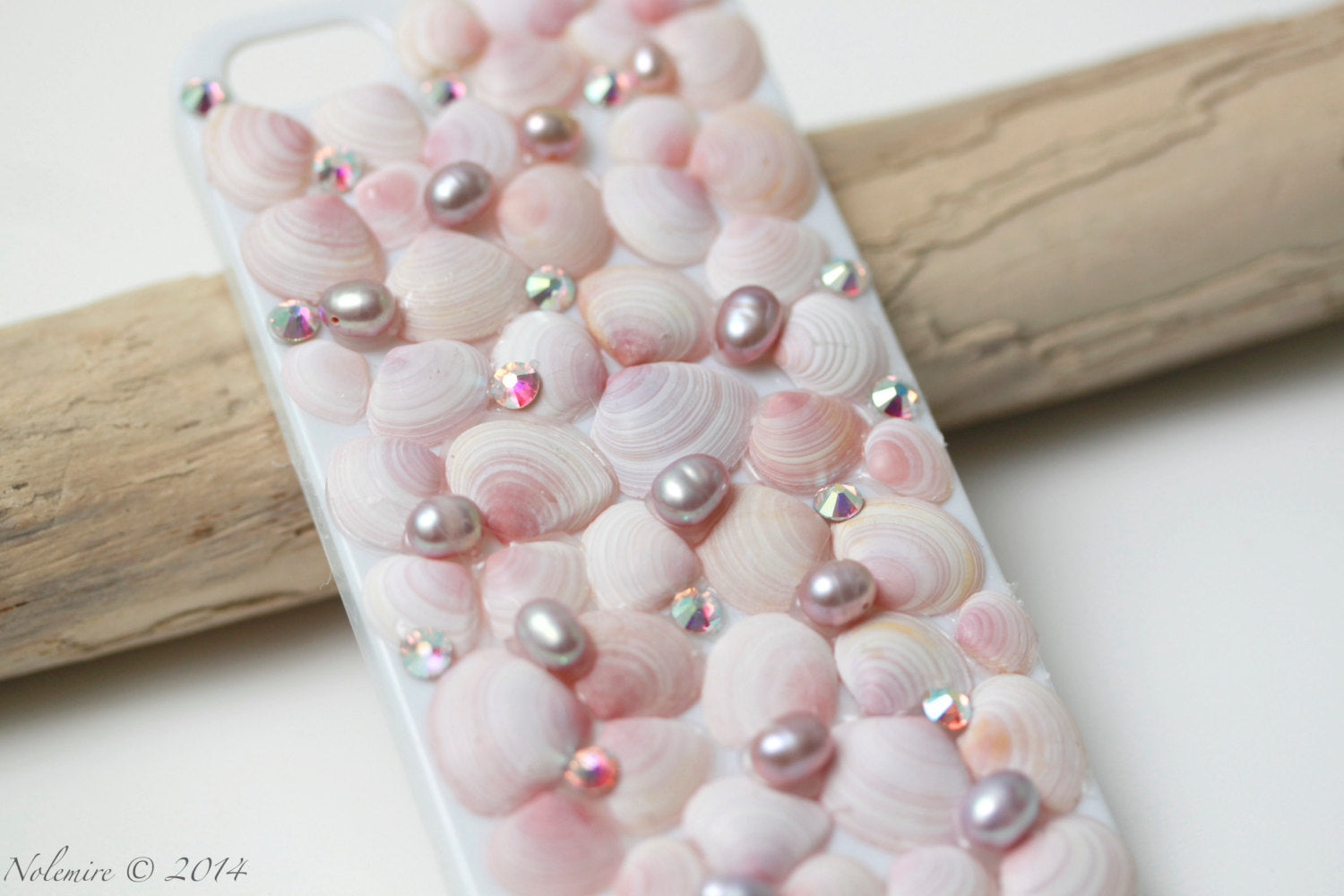 Babypink Seashell Iphone 5 Cover