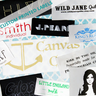 Custom Garment Labels