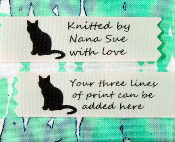 Buy Sew-on or Iron-On Clothing Labels