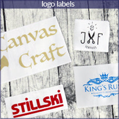 Custom Logo Labels