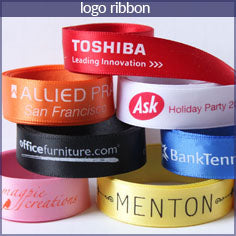 Custom Business Logo Ribbons