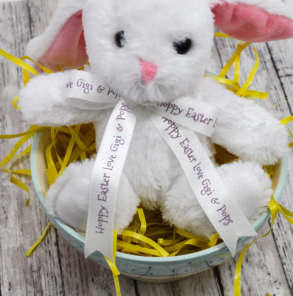 "Easter Satin Ribbon 5/8"" - 36 Colors"