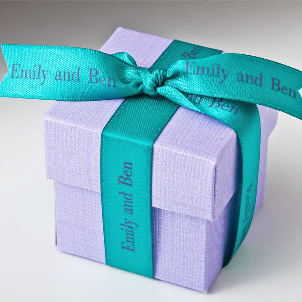 "Personalized Satin Ribbon 5/8"" - 36 Colors"