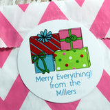 Personalized Gifts Stickers