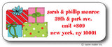 Gifts Design Address Stickers