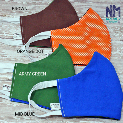 Men's Face Mask -Pick a fabric