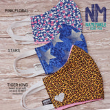 Ladies Face Mask-Pick a fabric