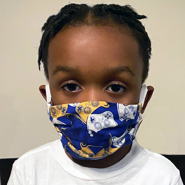 Kid's Face Mask-Pick a fabric