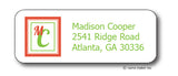 Madison Address Stickers