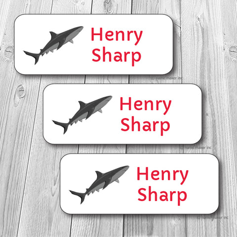Shark Waterproof Sticker