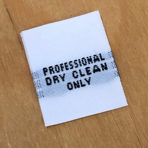 Style 28 (Professional Dry Clean Only)