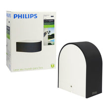 Aplique PHILIPS Outstylers Wall Light 1718193 + 1 ampolleta led PHILIPS