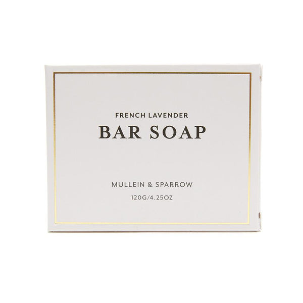 French Lavender Bar Soap