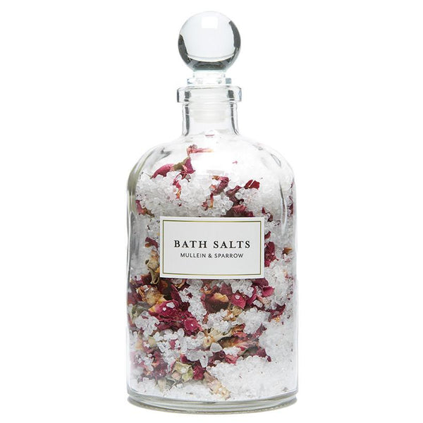 Rose Blossom Bath Salts