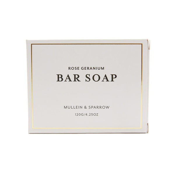 Rose Geramium Bar Soap