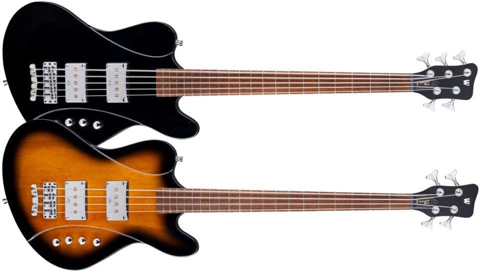 Warwick announces RockBass Idolmaker four-string and five-string basses