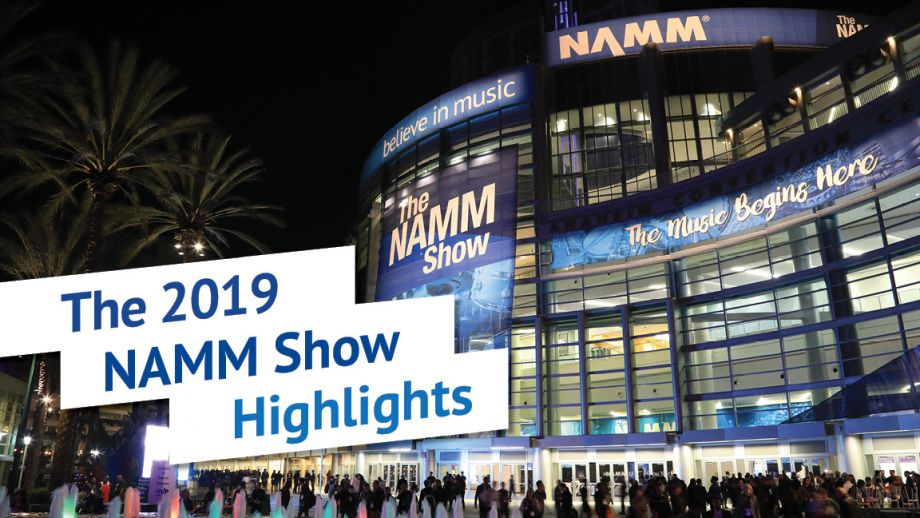 Haworth Guitars Best Of NAMM 2020!