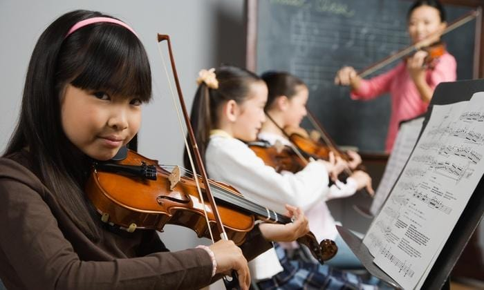 Do Music Lessons Actually Make You Smarter?