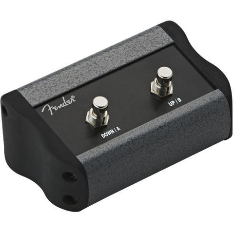 Fender 2-Button Programmable Footswitch: Mustang Series Amps, Fender, Haworth Music