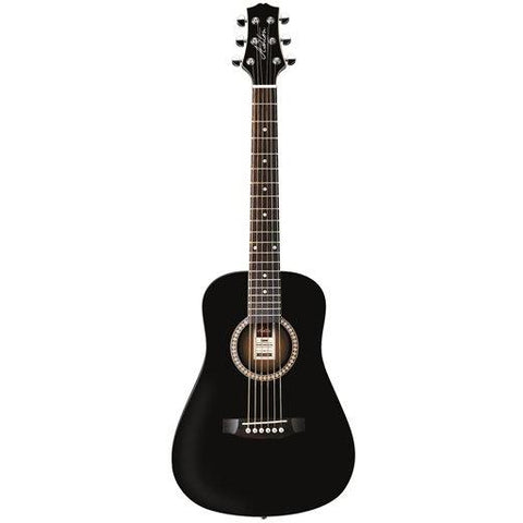 Ashton MINI20 BK Acoustic Guitar, Ashton, Haworth Music