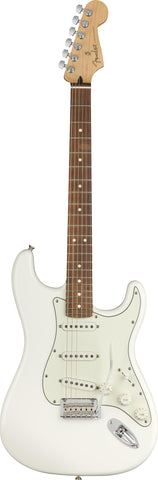 Fender Player Stratocaster Pau Ferro Fingerboard Polar White, Fender, Haworth Music