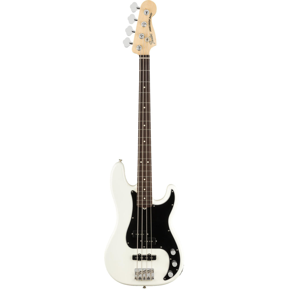 Fender American Performer Precision Bass Rosewood Fingerboard Arctic White, Fender, Haworth Music