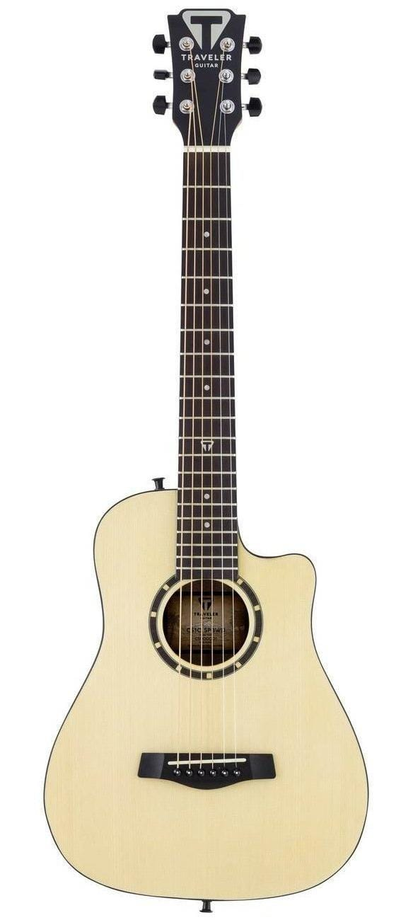 Traveler Guitars Camper CS-10  (Spruce Top)