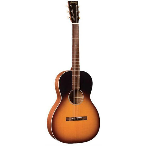 Martin 00-17S Whiskey Sunset 17 Series Acoustic Guitar, Martin, Haworth Music