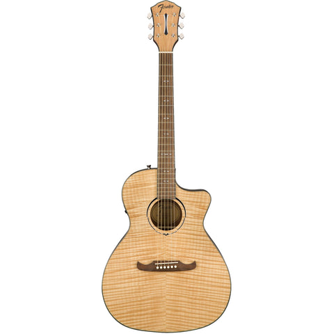 Fender FA-345CE Auditorium Acoustic Guitar, Fender, Haworth Music