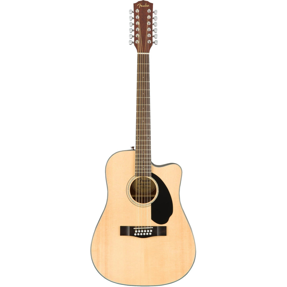 Fender CD-60SCE 12-STRING Acoustic Guitar, Fender, Haworth Music