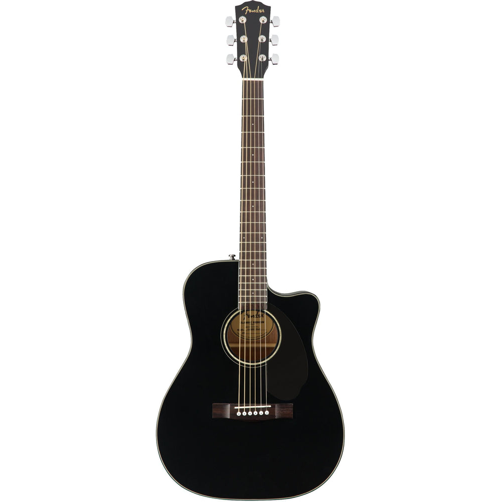 Fender CC-60SCE Acoustic Guitar, Fender, haworth-music
