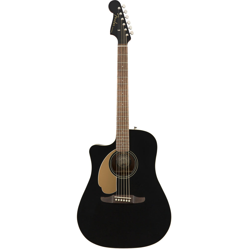 Fender Redondo Player LH Acoustic Guitar, Fender, Haworth Music