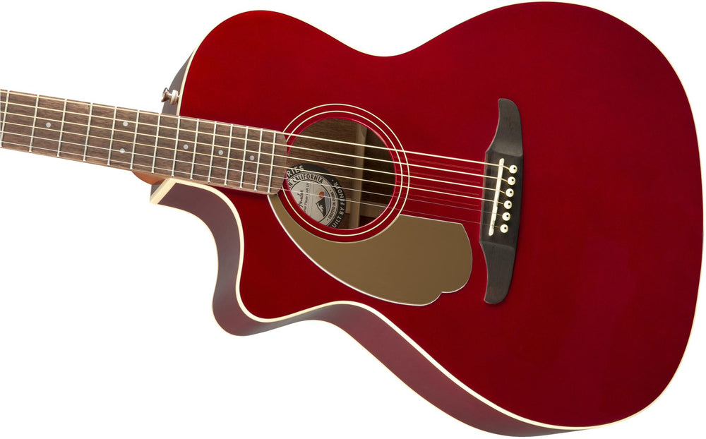 Fender  Newporter Player LH Acoustic Guitar, Fender, haworth-music