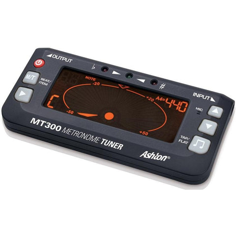 Ashton MT300 Metronome Tuner, Ashton, Haworth Music