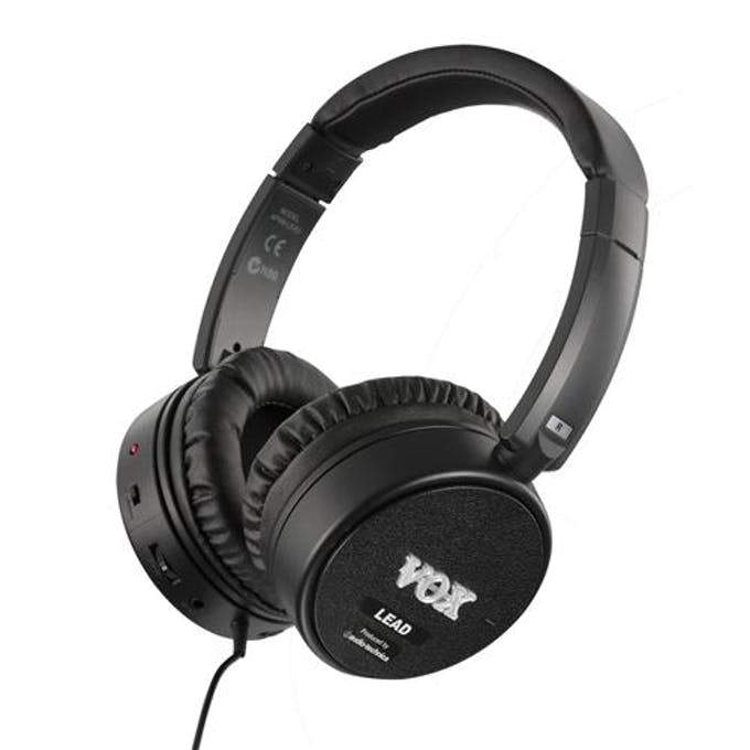 VOX AMPHONES LEAD AMPH-LD HEADPHONES, VOX, Haworth Music