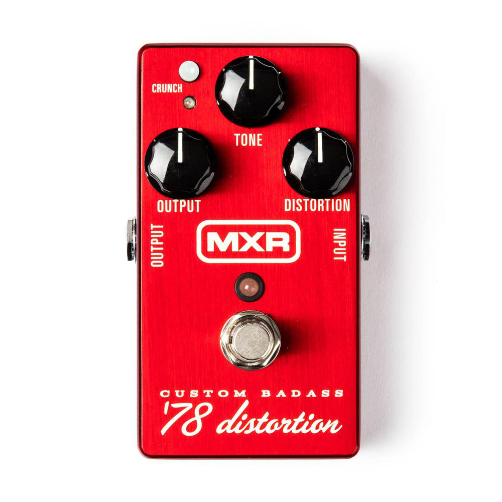 MXR Custom Badass '78 Distortion, MXR, haworth-music