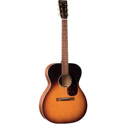 Martin 000-17E Whiskey Sunset 17 Series Acoustic Electric Guitar, Martin, Haworth Music