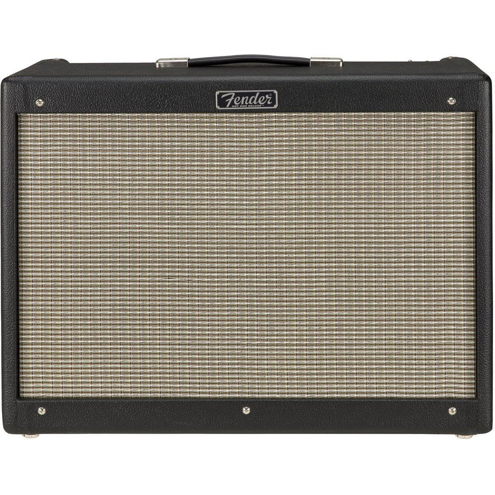 Fender Hot Rod Deluxe IV Black 240V AUS Amplifier, Fender, haworth-music