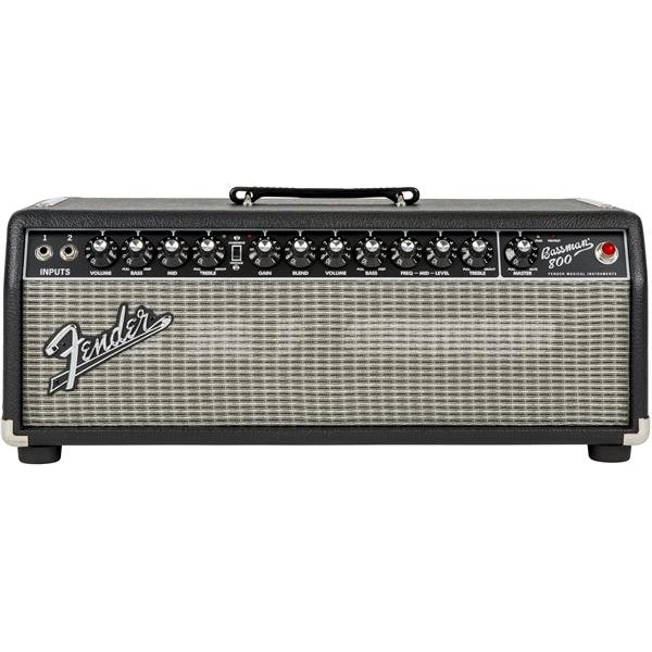 Fender Bassman 800 Head 240V AUS Amplifier, Fender, haworth-music