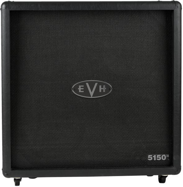 EVH 5150III 100S 4x12 Cabinet Stealth Black AMPLIFIER, EVH, haworth-music