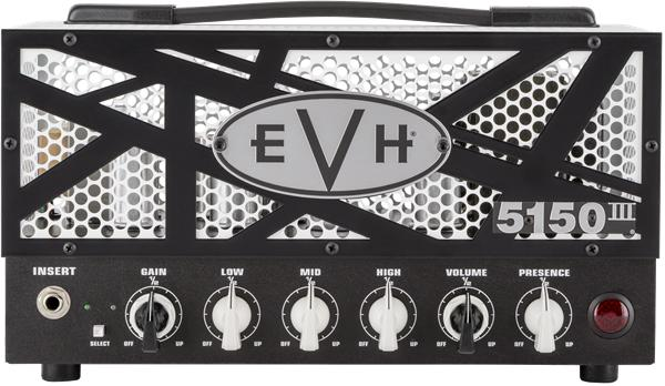 EVH 5150III 15W LBXII Head 240V AUS AMPLIFIER, EVH, haworth-music