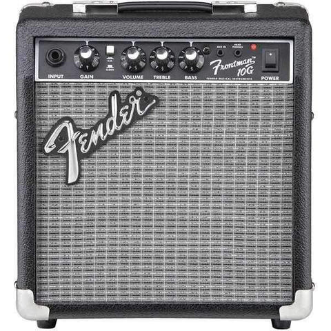 Fender Frontman 10G 240V AUS Amplifier, Fender, Haworth Music
