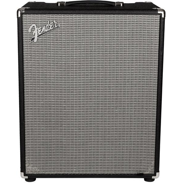 Fender Rumble 500 V3 240V AUS Black/Silver Amplifier, Fender, haworth-music