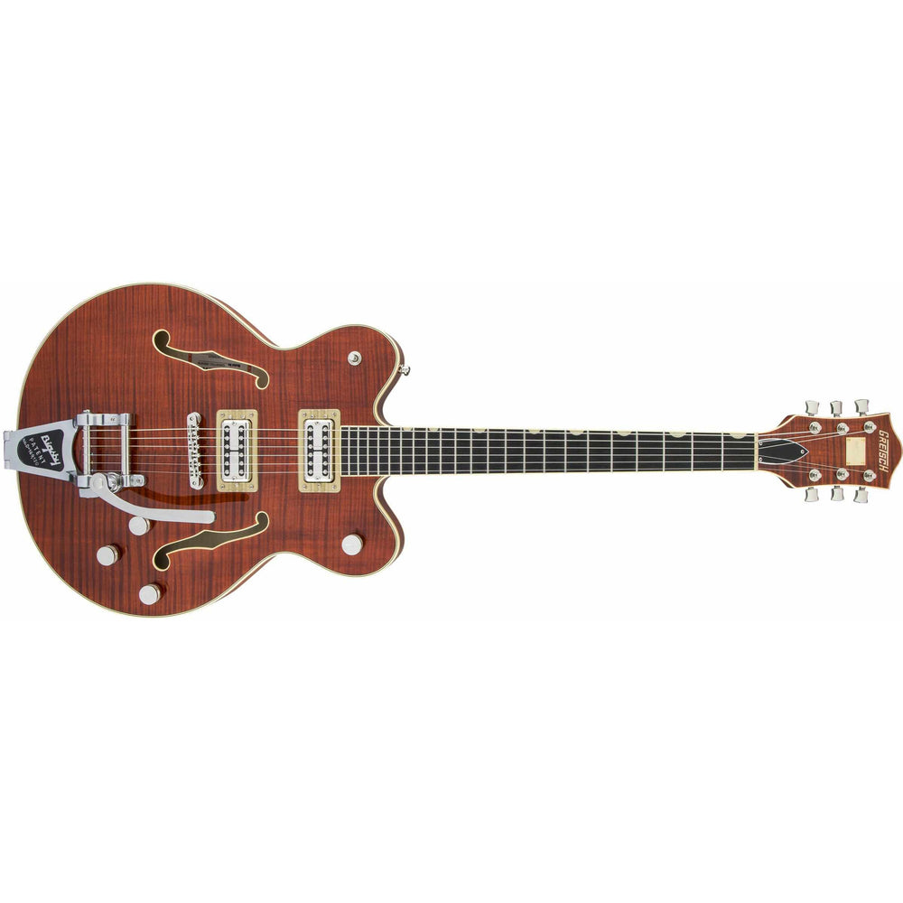 GRETSCH G6609TFM Players Edition Broadkaster ELECTRIC GUITAR, Gretsch, haworth-music