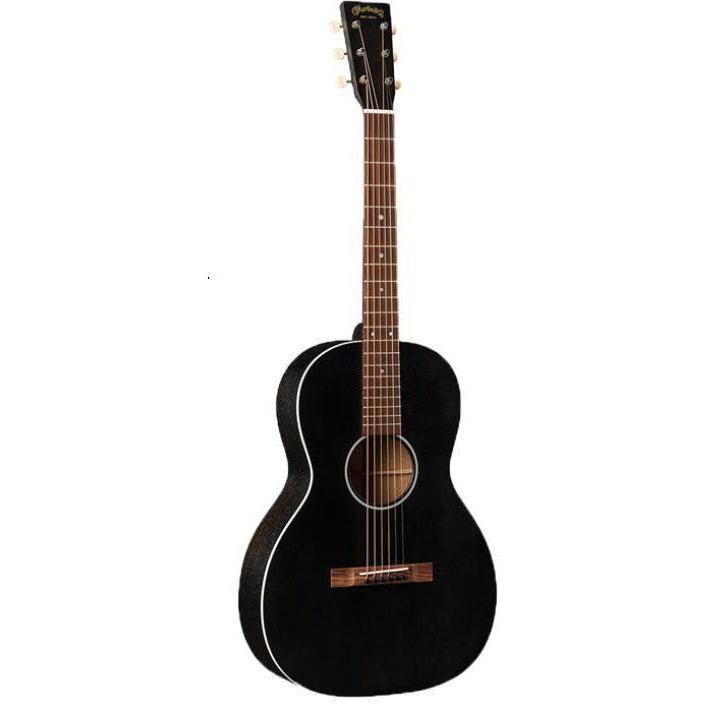 Martin 00-17S Black Smoke 17 Series Acoustic Guitar, Martin, Haworth Music