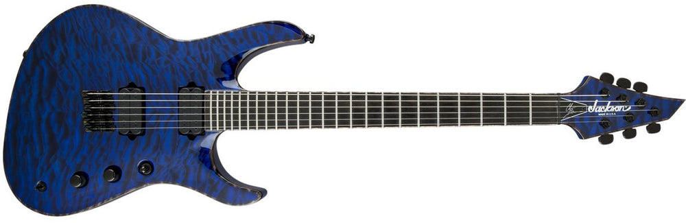 Jackson USA Signature Chris Broderick Soloist HT6 Ebony Fingerboard Electric Guitar, Jackson USA Select, Haworth Music