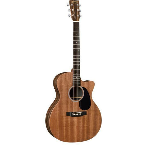 Martin GPCX2AE MACASSAR X Series Grand Performance Cutaway Acoustic Electric Guitar, Martin, Haworth Music