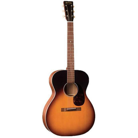 Martin 000-17 Whiskey Sunset 17 Series Acoustic Guitar, Martin, Haworth Music