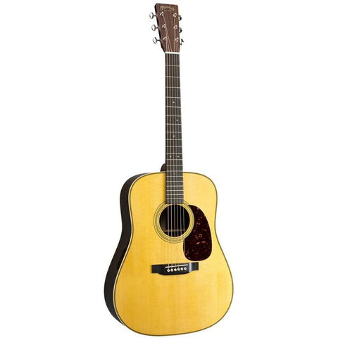 Martin HD-28E Standard Series Acoustic Guitar with LR Baggs Anthem Pickup, Martin, Haworth Music